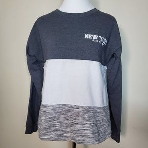 New York long sleeve shirt